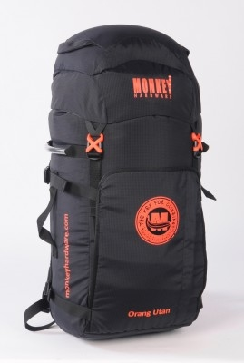 Monkey Backpak ORANGE UTAN