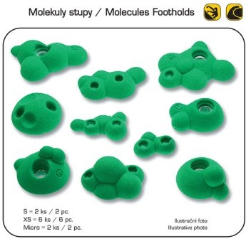set  Molecules Footholds